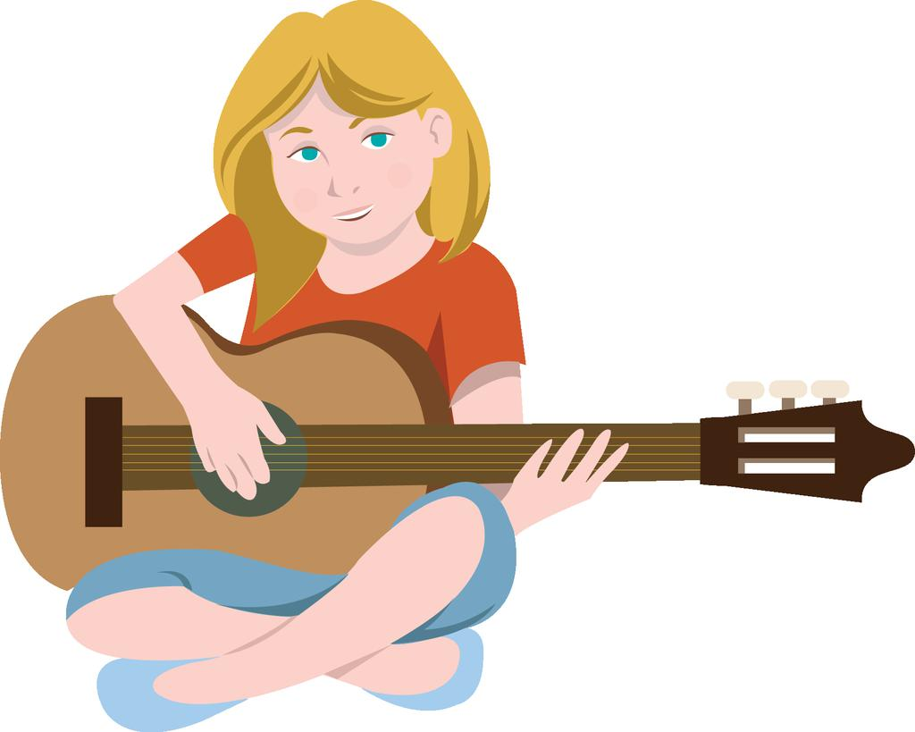 Clipart guitar player clipart library Guitar Player Clipart Playing - Clipart1001 - Free Cliparts clipart library
