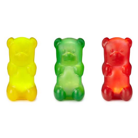 Gummy bears clipart