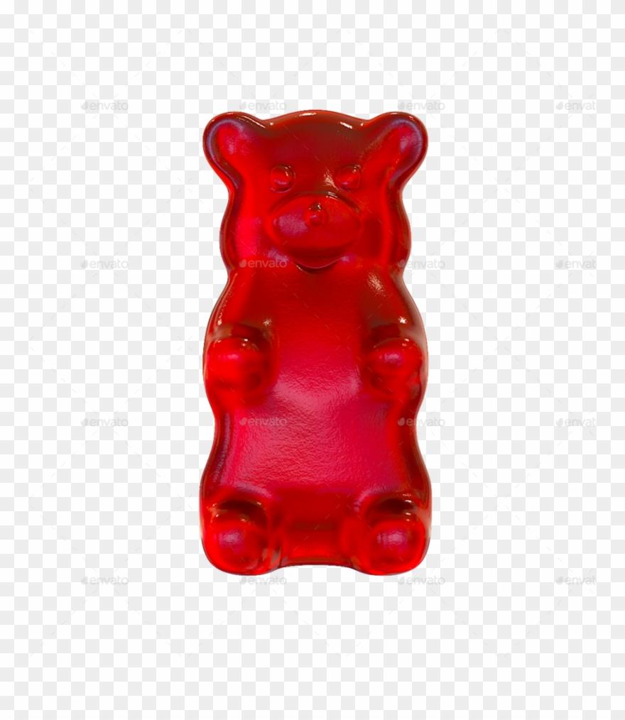 Clipart gummy bears png download Gummy Bear Clipart Gummy Bear Snout - Gummy Bear - Png Download ... png download