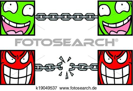 Clipart gut schlecht freeuse stock Clip Art - gut schlecht, symbol k19049537 - Suche Clipart, Poster ... freeuse stock