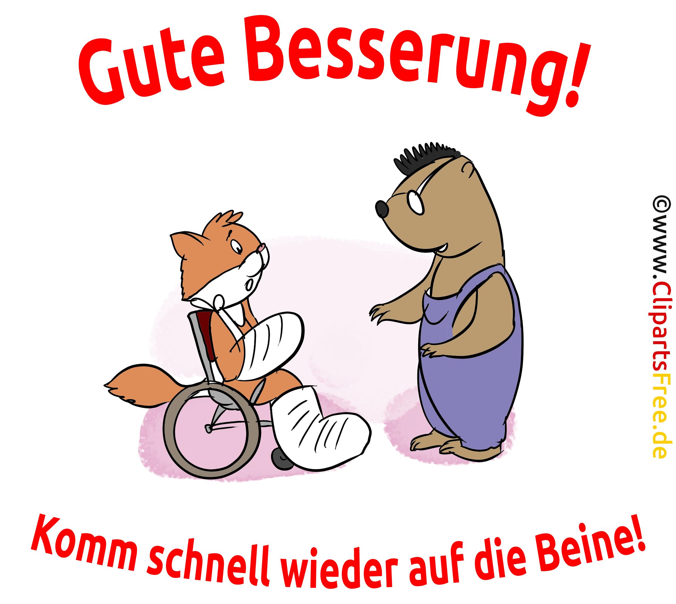 Clipart gute besserung vector freeuse download Gute Besserung Bilder, Cliparts, Cartoons, Grafiken ... vector freeuse download