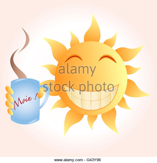 Clipart gute laune image black and white library Gute Laune Bild Stock Photos & Gute Laune Bild Stock Images - Alamy image black and white library