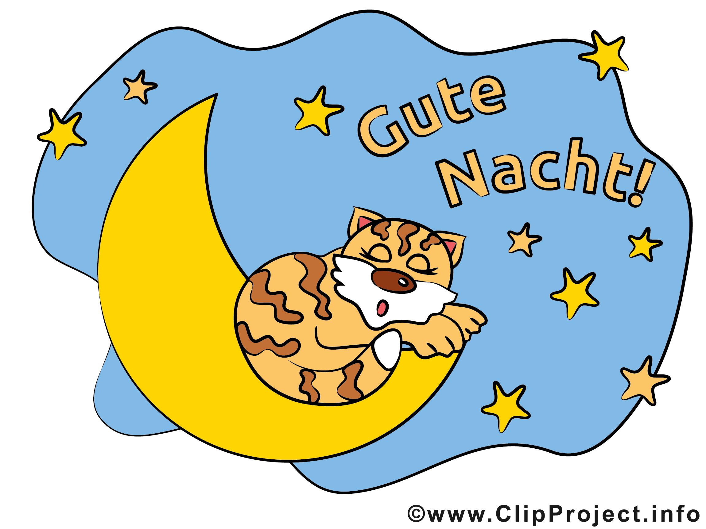 Clipart gute nacht png transparent library Gute Nacht Bilder, Cliparts, Cartoons, Grafiken, Illustrationen ... png transparent library