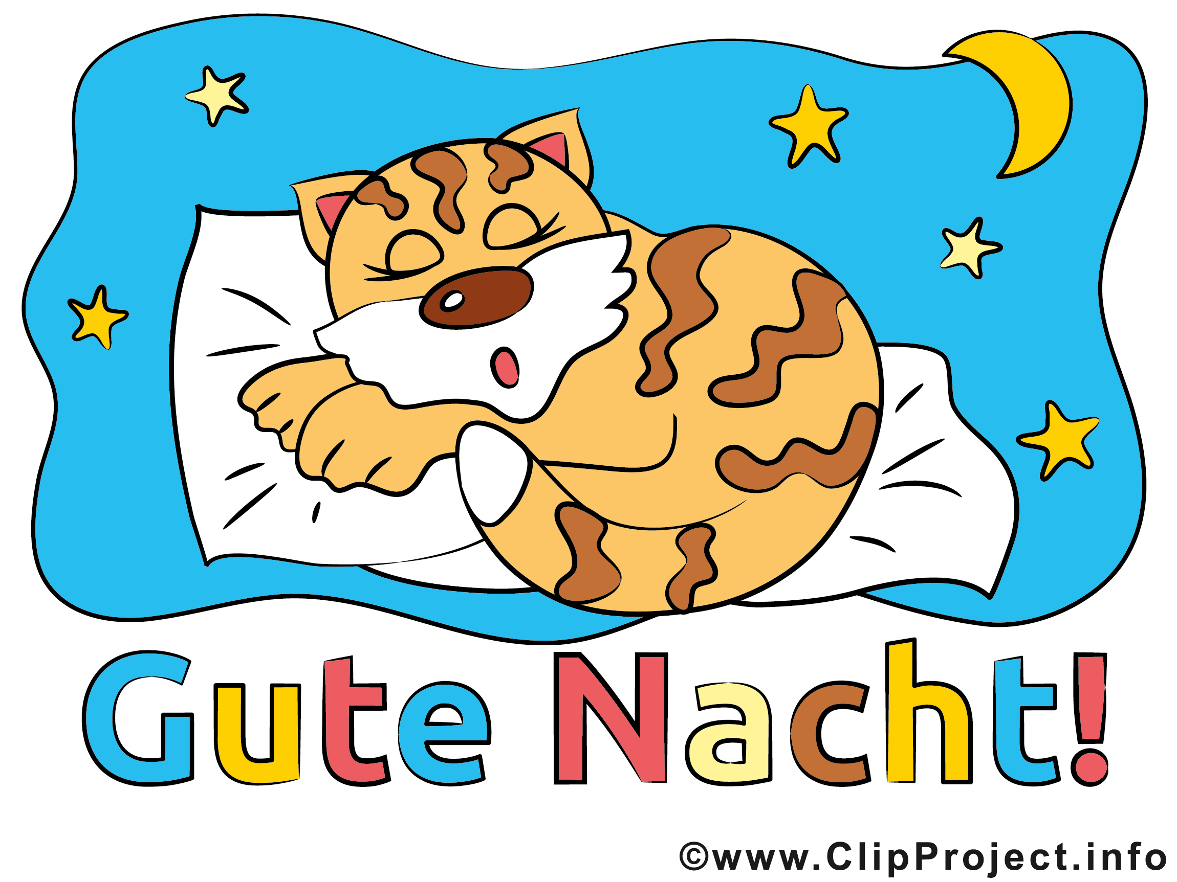 Clipart gute nacht banner library library Clipart gute nacht - ClipartFest banner library library