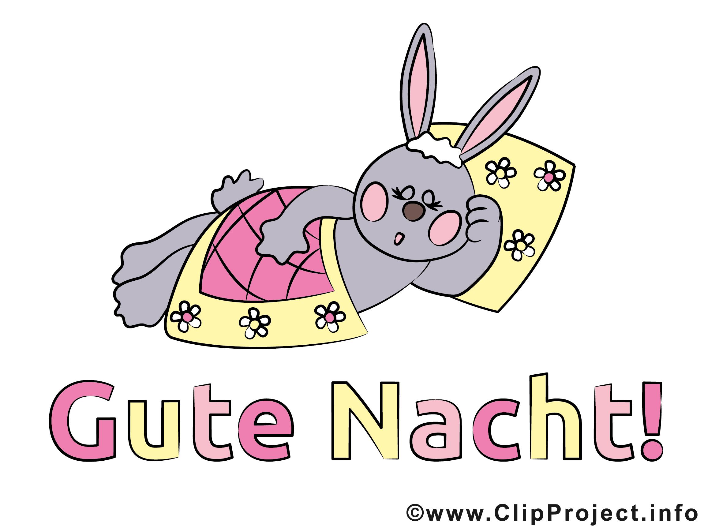 Clipart gute nacht jpg library Gute Nacht Bilder, Cliparts, Cartoons, Grafiken, Illustrationen ... jpg library