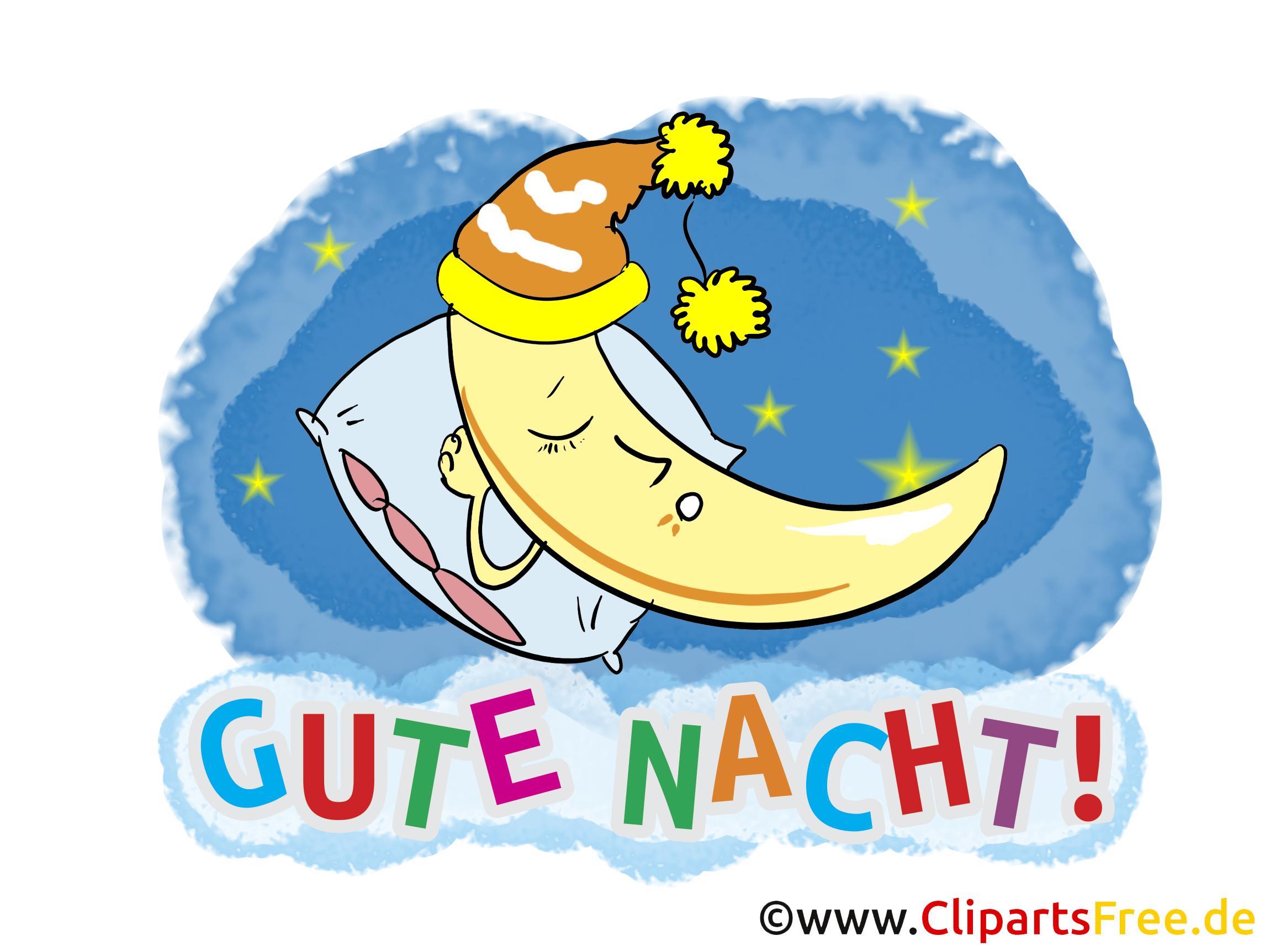 Clipart gute nacht transparent Gute Nacht Bilder, Cliparts, Cartoons, Grafiken, Illustrationen ... transparent