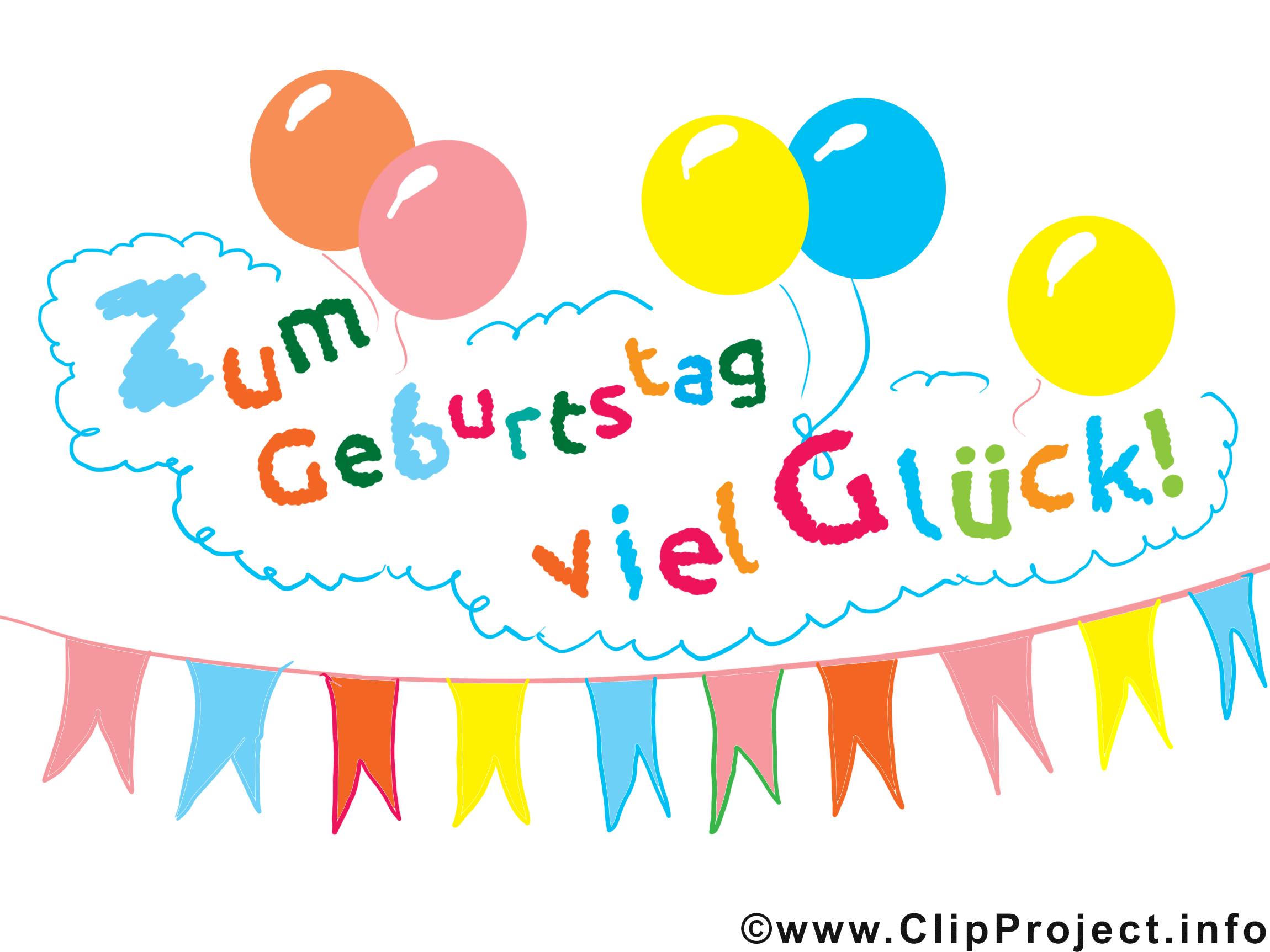 Clipart gutschein geburtstag vector library download Geburtstag clipart - ClipartFest vector library download