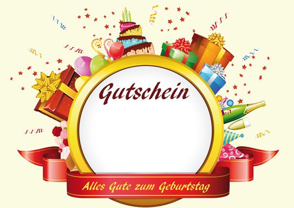 Clipart gutschein geburtstag svg free stock Geburtstagsgutscheine Vorlagen • Individuelle Gutscheine gestalten svg free stock