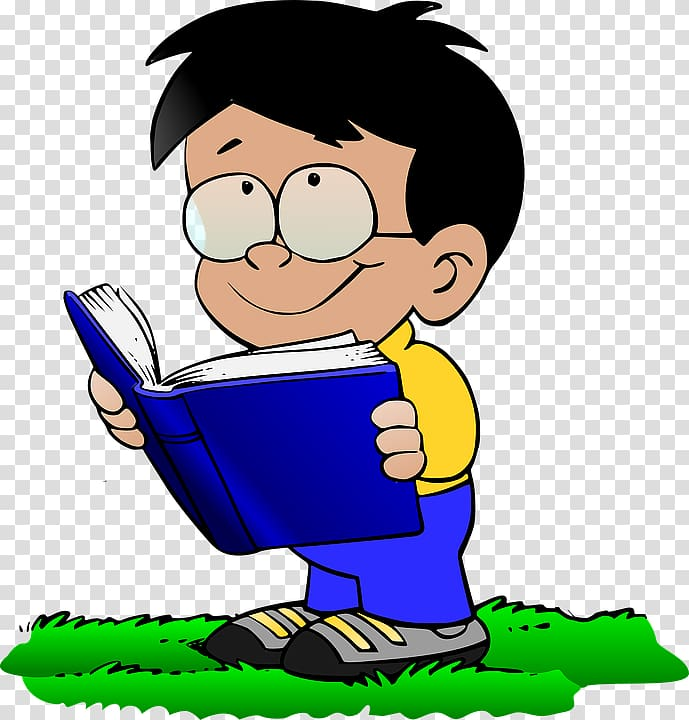 Clipart guy reading on a pile of books svg freeuse Boy reading book , Reading Boy with Book , Reading children ... svg freeuse