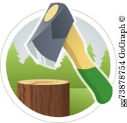 Hache Clip Art - Royalty Free - GoGraph image free