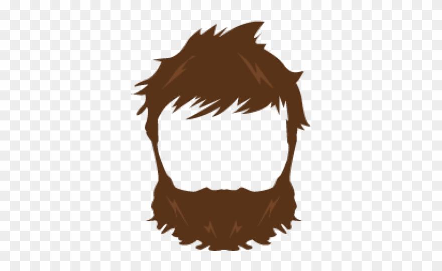 Clipart hair boy png royalty free download Long Hair Clipart Bushy - Cartoon Brown Boy Hair Png Transparent Png ... png royalty free download