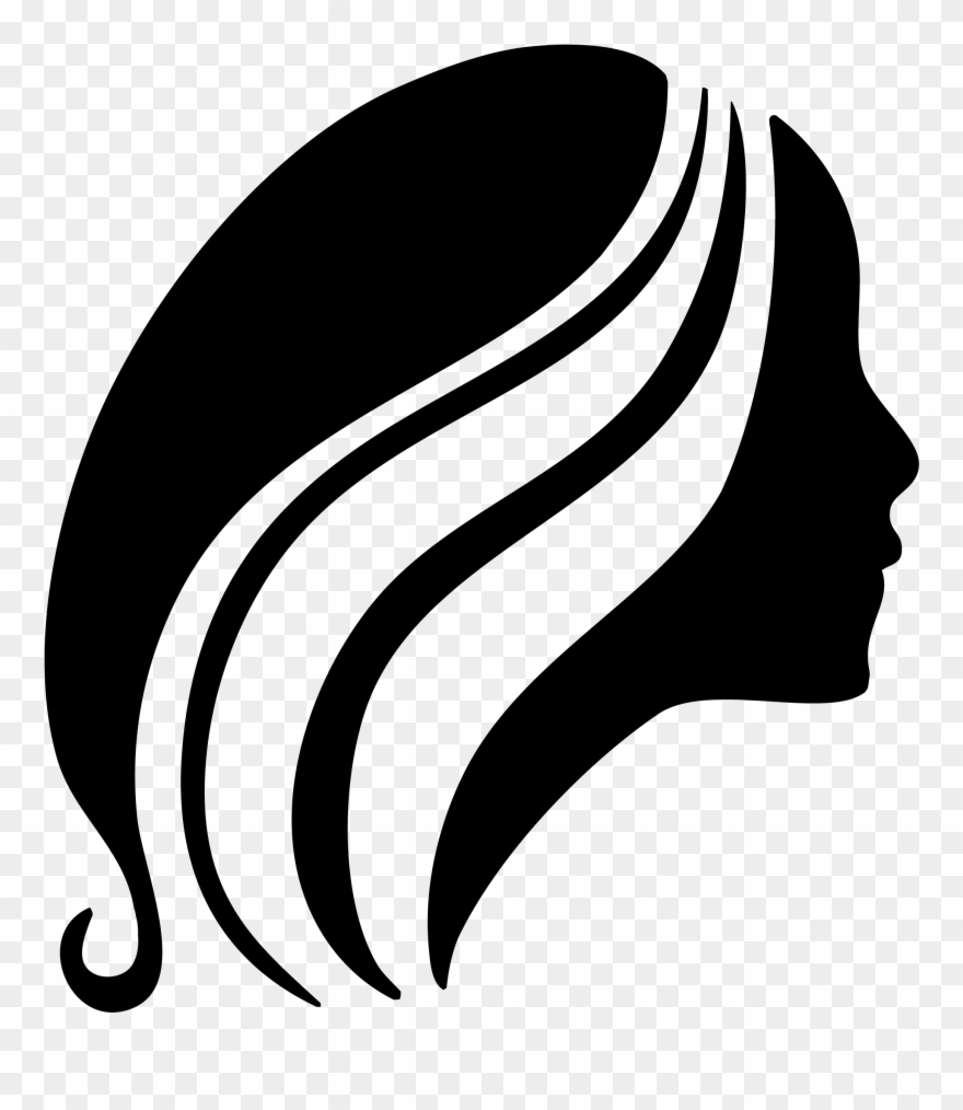 Clipart hair design clip art freeuse library Images Of Hair Salon Clip Art Png - Skin And Hair Png Transparent ... clip art freeuse library
