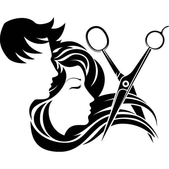 Clipart hair design picture transparent stock Hair Salon Clipart | salaharness.org picture transparent stock