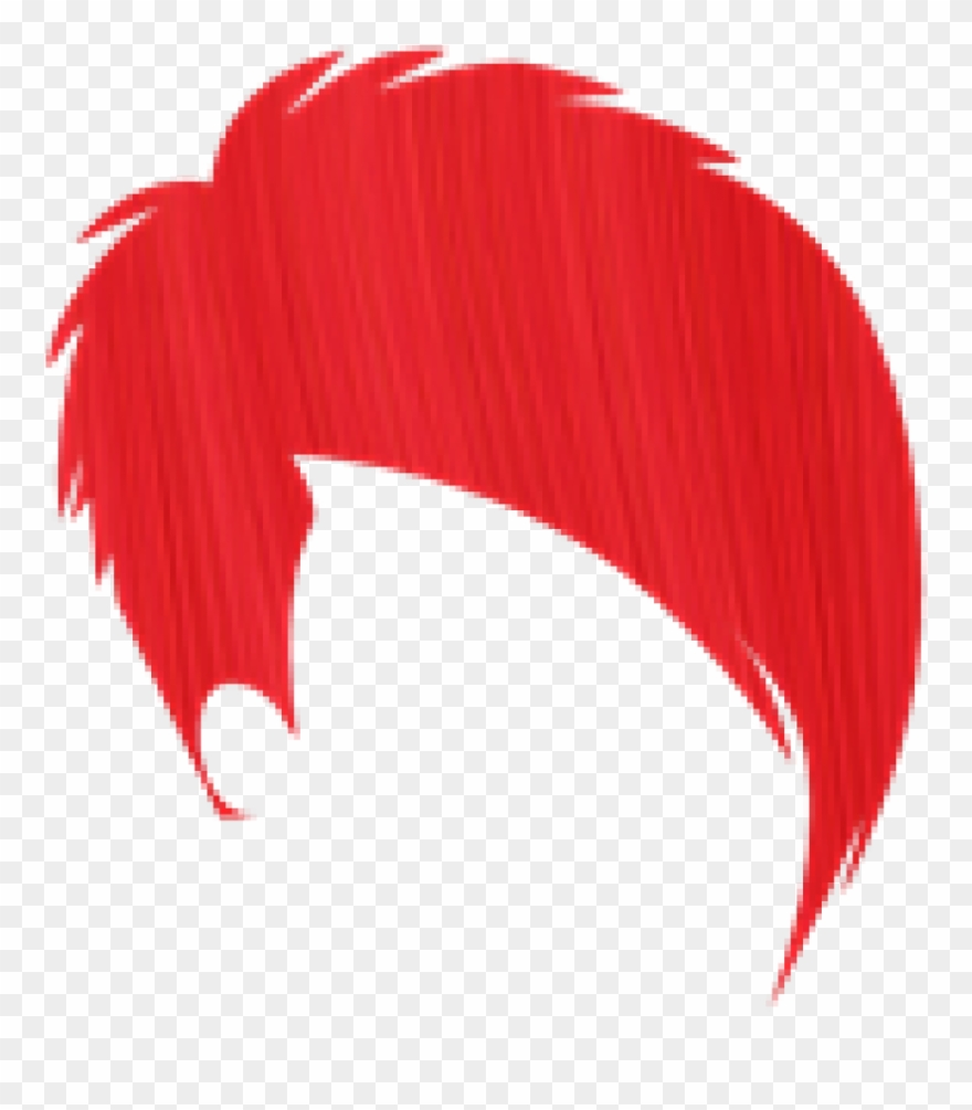 Clipart hair on fire image freeuse stock Red Hair Clipart Fire - Hair Crazy Color Png Transparent Png ... image freeuse stock