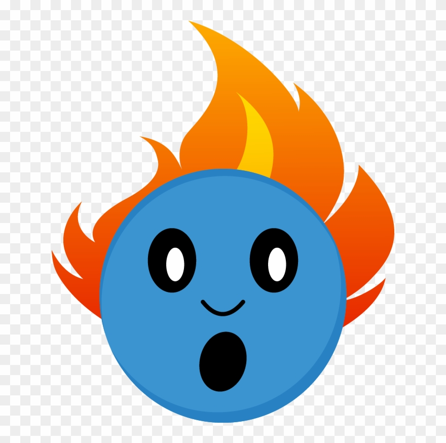 Hair on fire clipart image royalty free stock Unicorns Are Hard To Find, But Maybe That\'s Because - Emoji With ... image royalty free stock