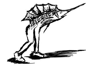 Clipart half man half animal svg download Half human - Half animal P.I.O. - Drawception svg download
