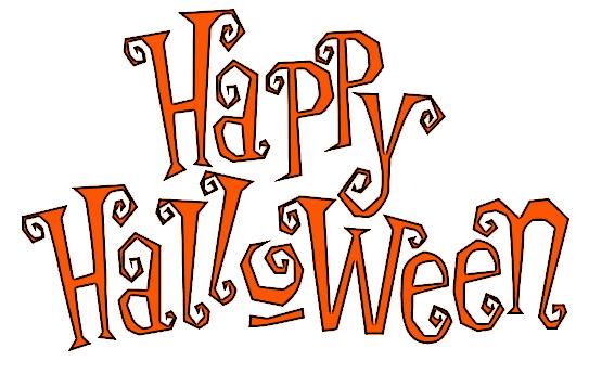 Clipart hallo svg black and white 95+ Happy Halloween Clip Art | ClipartLook svg black and white