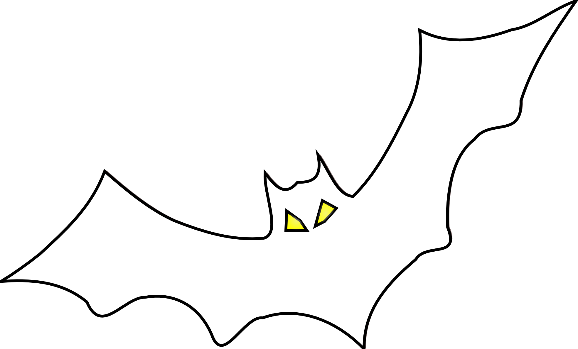 Halloween bats clipart clipart royalty free 28+ Collection of Halloween Bats Clipart Black And White | High ... clipart royalty free