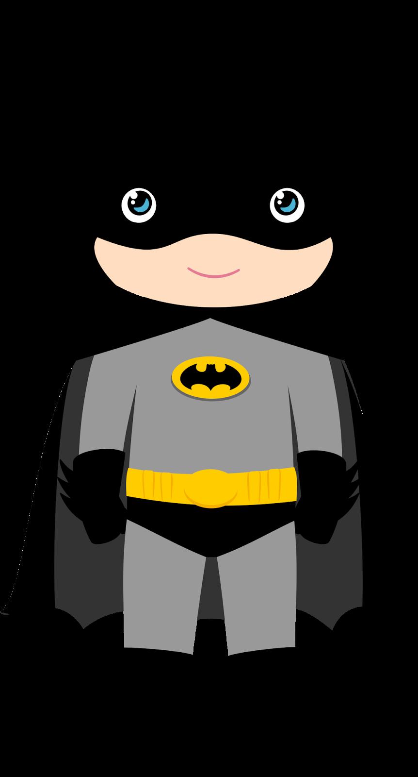 Halloween superheroes clipart picture black and white stock Gifs y Fondos PazenlaTormenta: IMÁGENES DE BATMAN PARA NIÑOS ... picture black and white stock