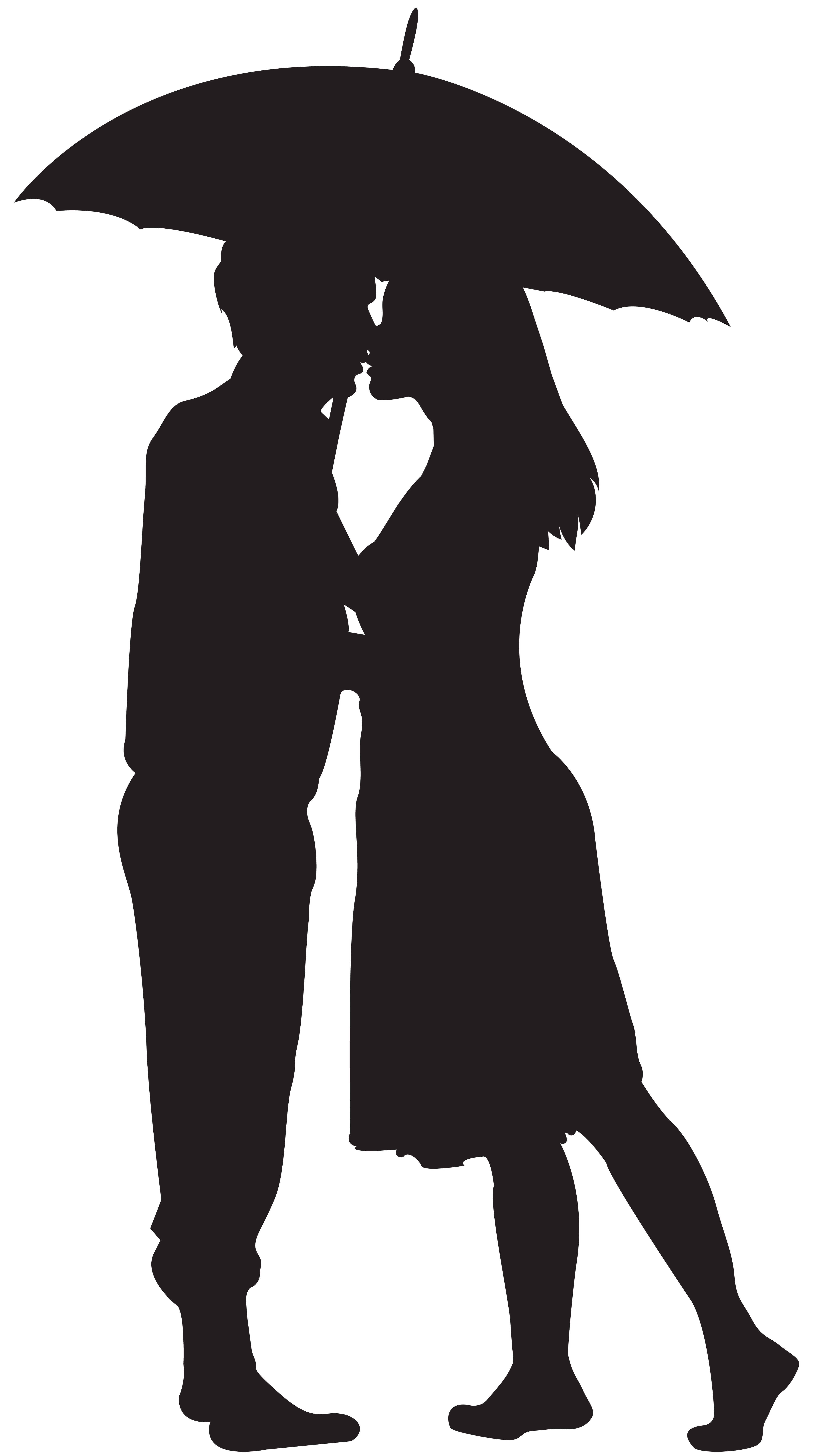 Clipart halloween couple jpg freeuse library Loving Couple Silhouette PNG Clip Art Image | Gallery Yopriceville ... jpg freeuse library
