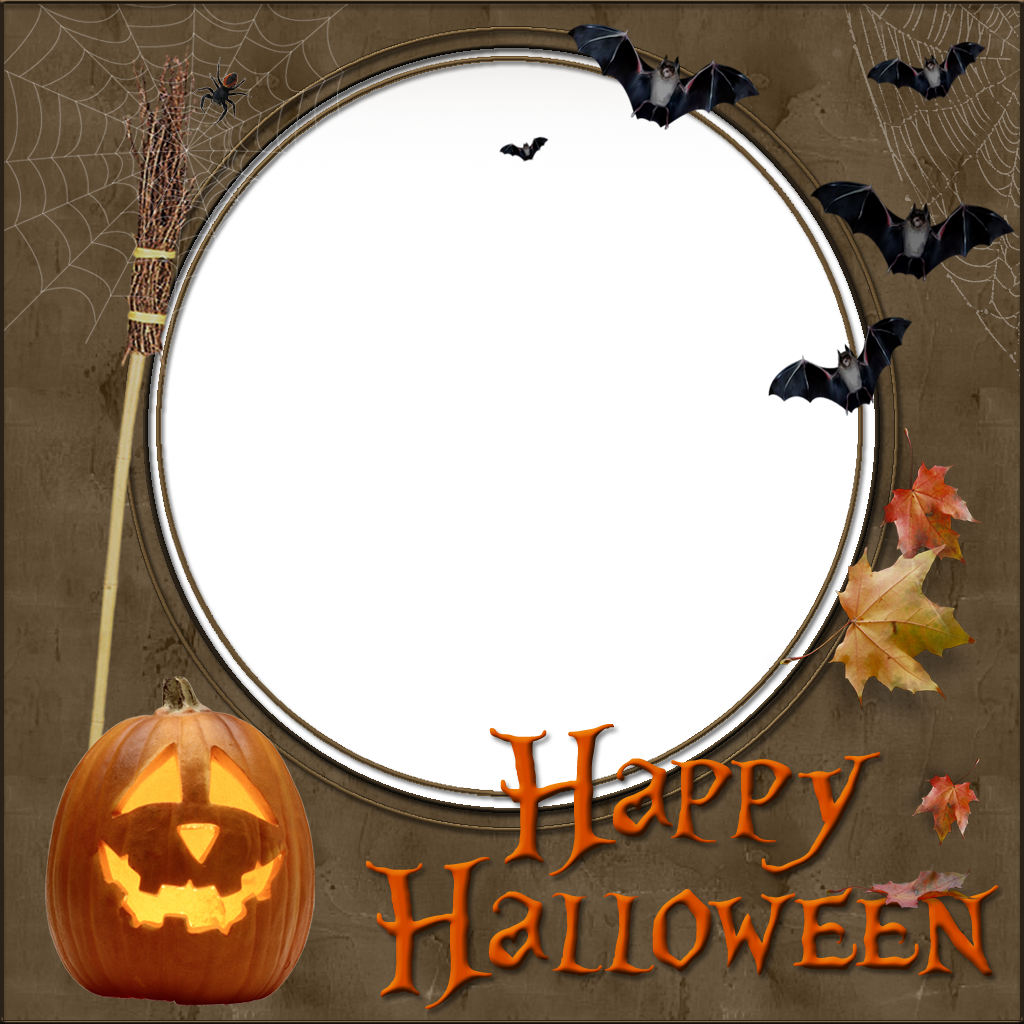Free halloween frame clipart clip free library Happy Halloween Transparent PNG Frame | Gallery Yopriceville - High ... clip free library