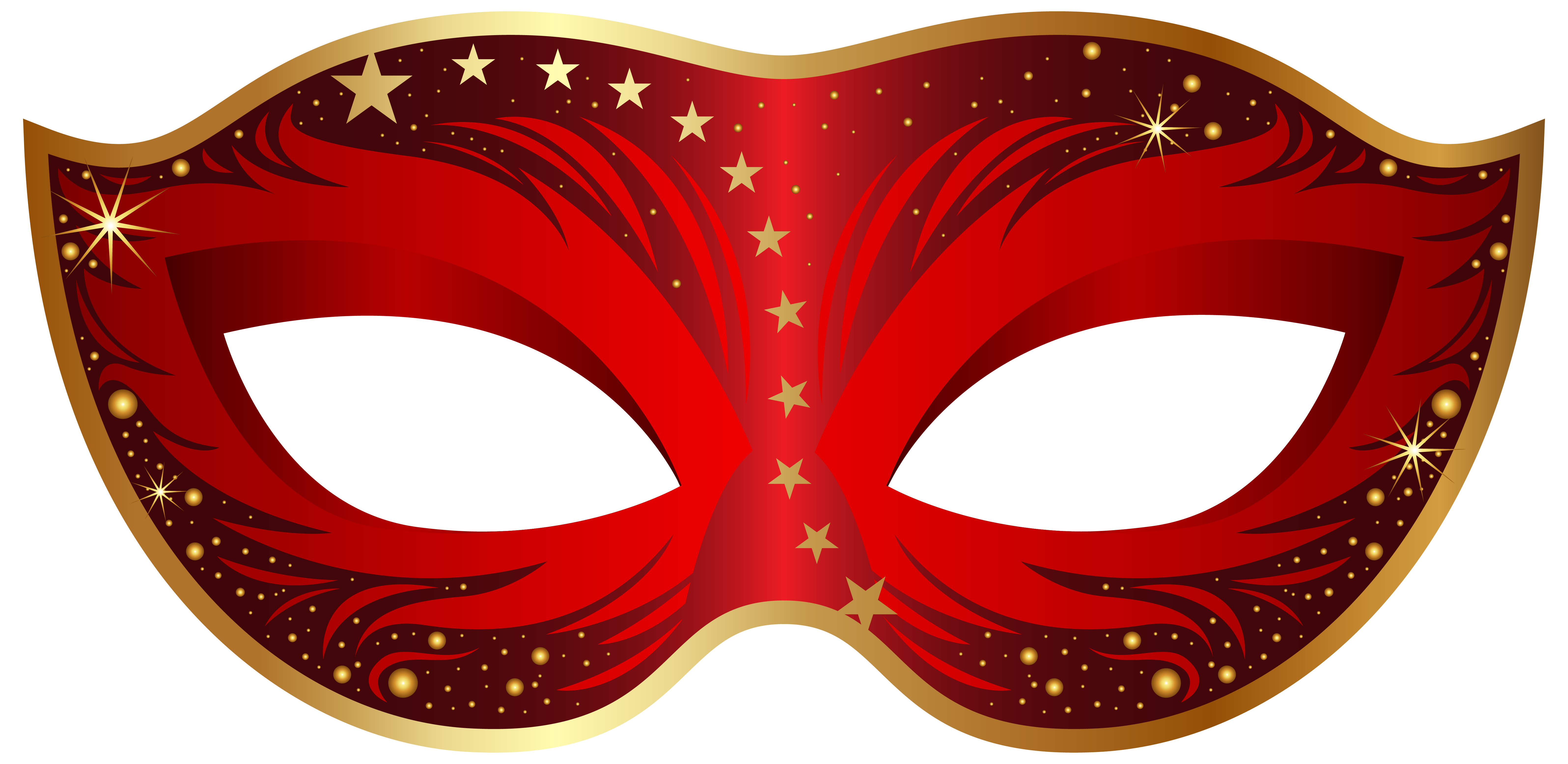 Halloween masks clipart svg royalty free stock Red Carnival Mask PNG Clip Art Image | Gallery Yopriceville - High ... svg royalty free stock