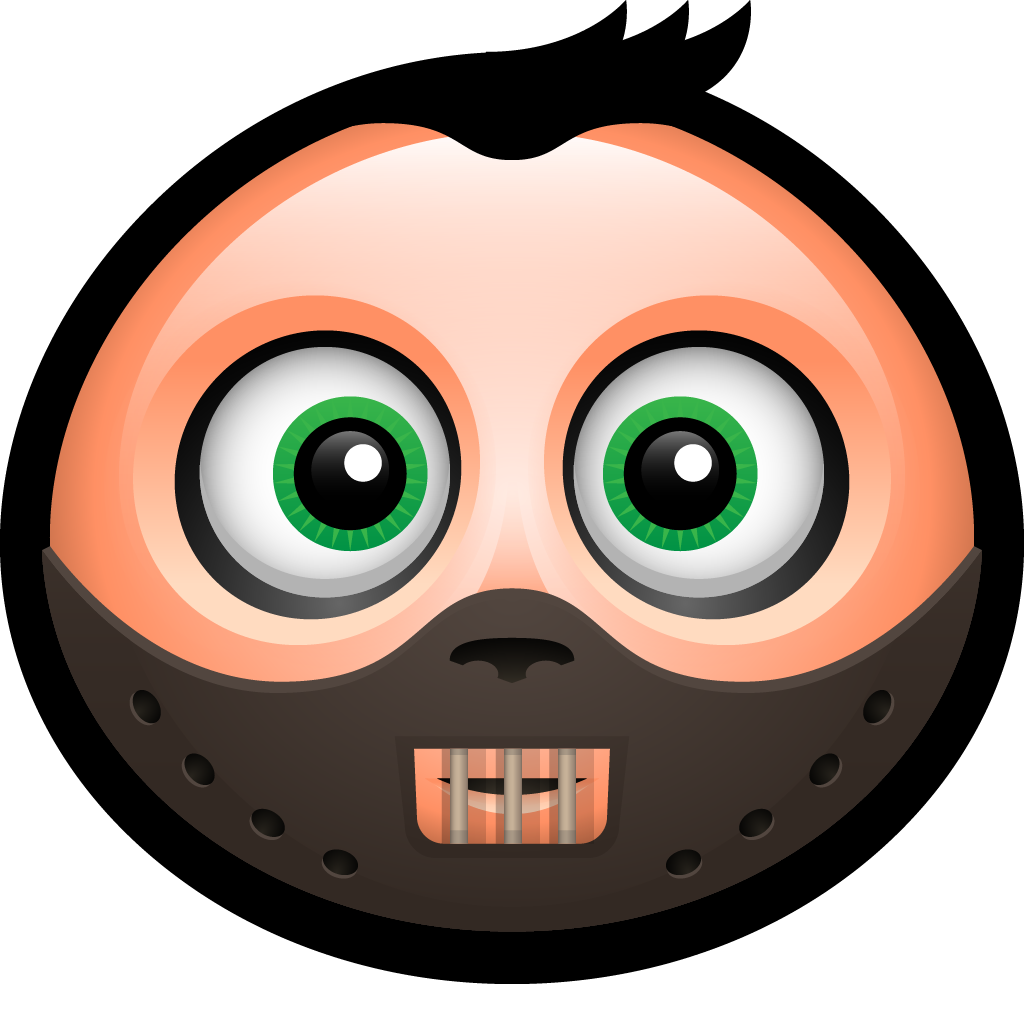 Clipart halloween masks banner library library Halloween Avatars' by Jojo Mendoza banner library library