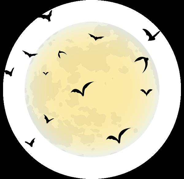 Halloween clipart moon clip free stock Halloween Moon PNG Clip Art Image | ClipArt | Pinterest | Halloween ... clip free stock