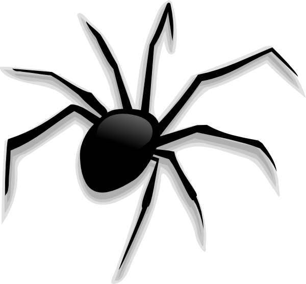 Spider clipart halloween png royalty free library Halloween Spider Clip Art at Clker.com - vector clip art online ... png royalty free library