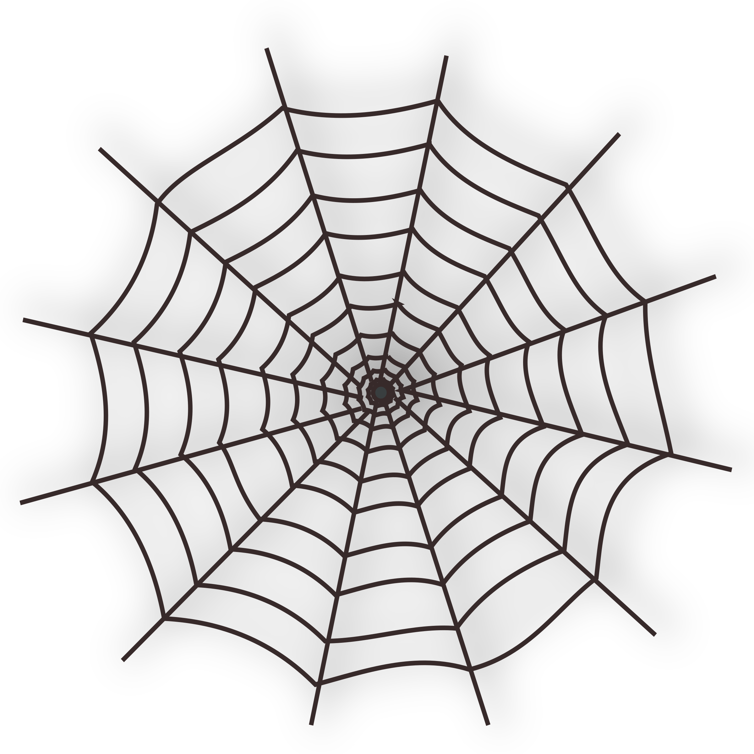 Halloween clipart spider web picture library Clipart - Halloween Spider Web Icon picture library