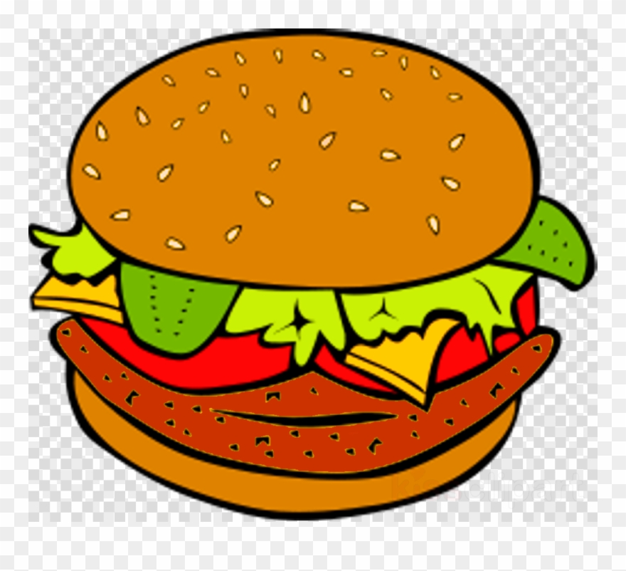 Hamburger clipart pictures jpg transparent Clip Art Hamburger Clipart Hamburger Cheeseburger Barbecue ... jpg transparent