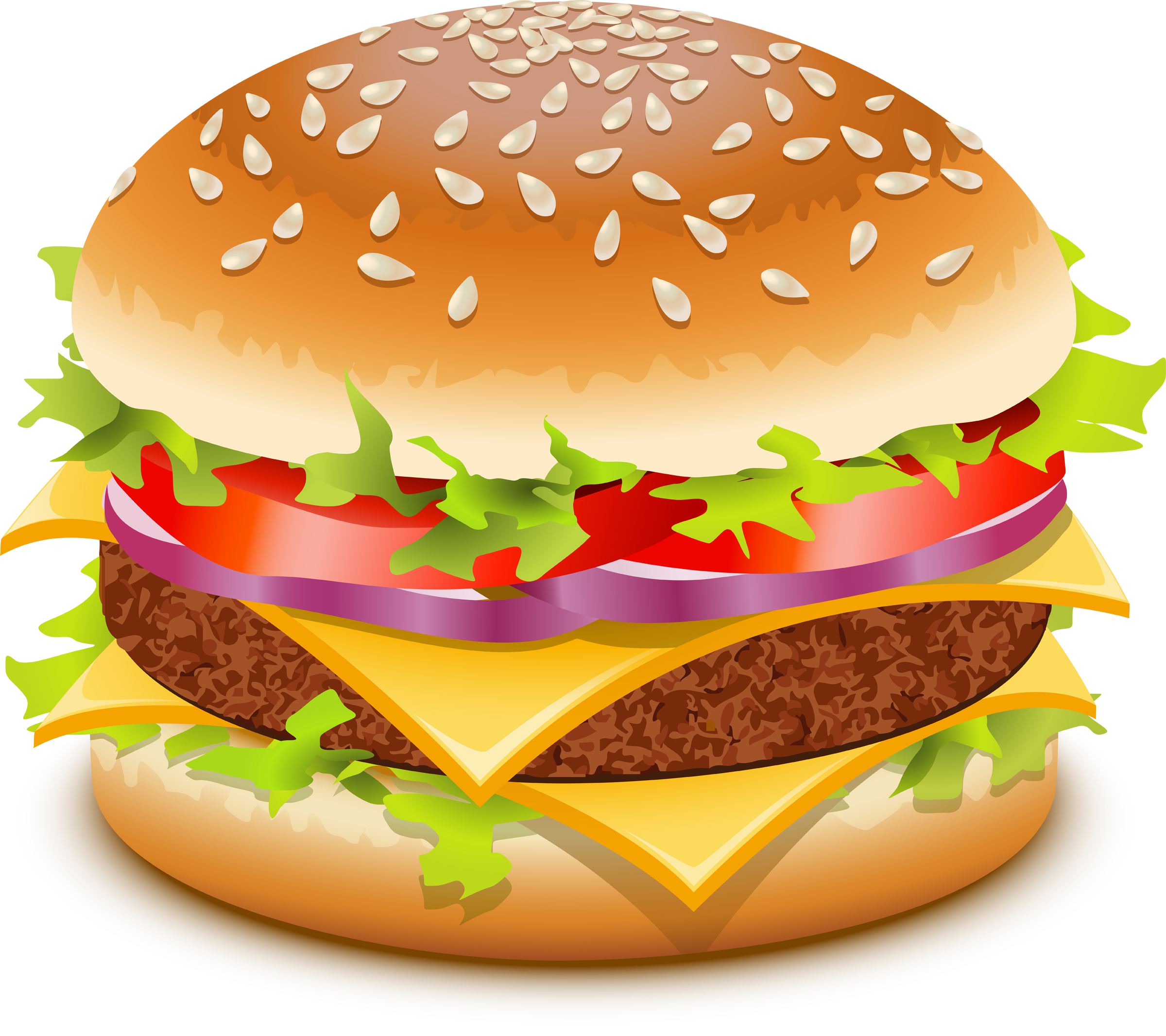 Hamburger clipart pictures png free library Hamburger Clipart | Free Download Clip Art | Free Clip Art | on ... png free library