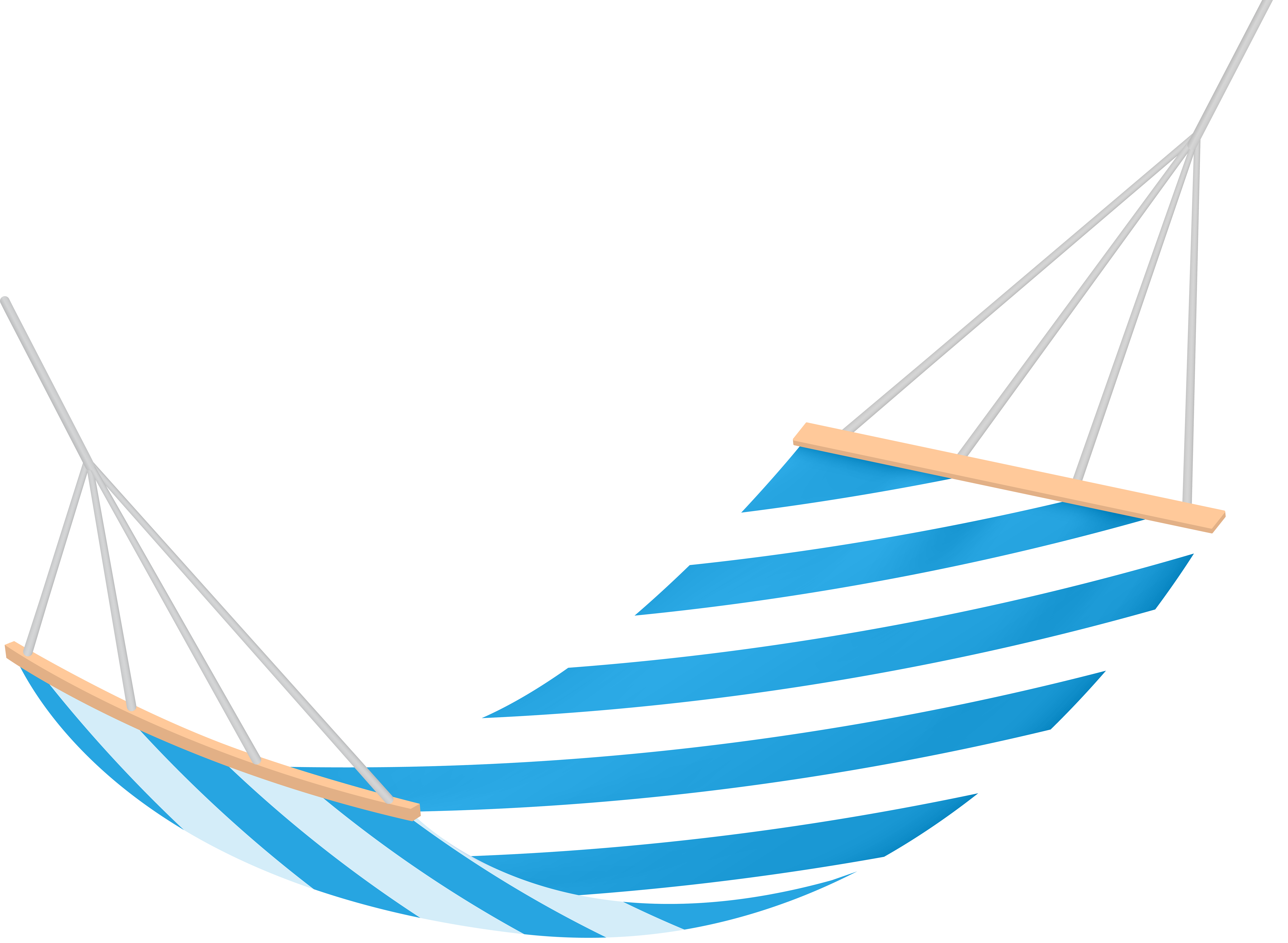 Clipart hammok png library library Summer Hammock Clip Art PNG Image | Gallery Yopriceville - High ... png library library