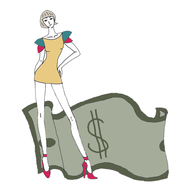 Girl give the money to bank clipart image freeuse library Money Dream Dictionary: Interpret Now! - Auntyflo.com image freeuse library