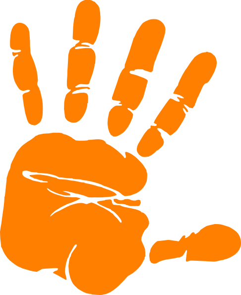Clipart of hand print clipart download Free Handprint Printable, Download Free Clip Art, Free Clip Art on ... clipart download