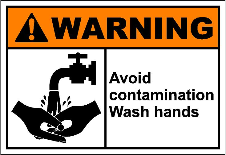 Clipart hand washing. Free image