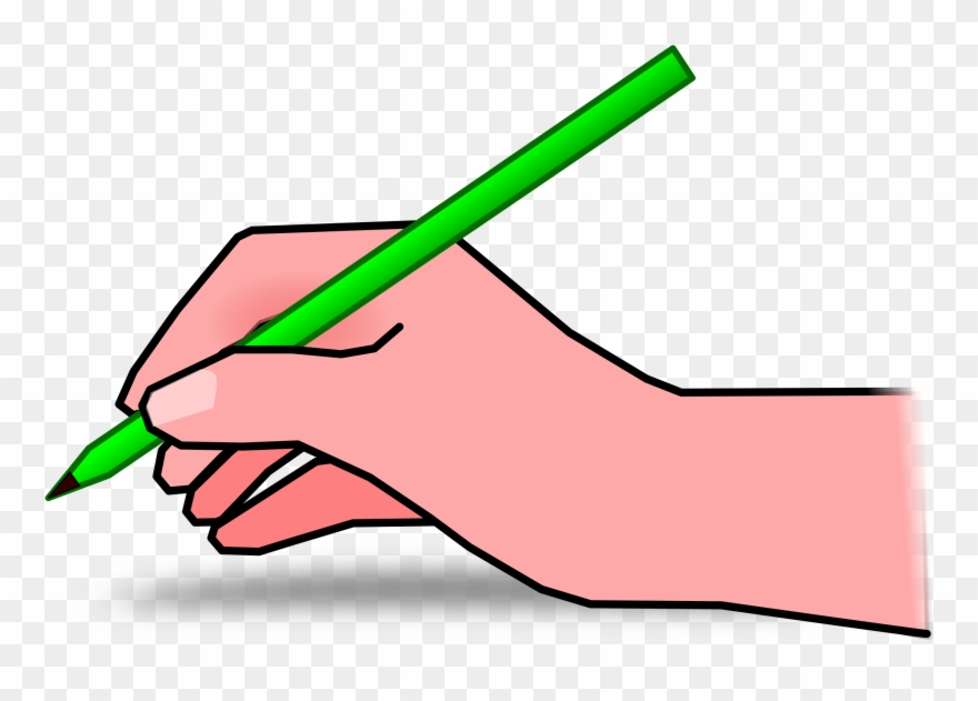 Clipart hand with pencil royalty free stock Clipart Pencil Hand - Pencil In Hand Clipart - Png Download (#78428 ... royalty free stock