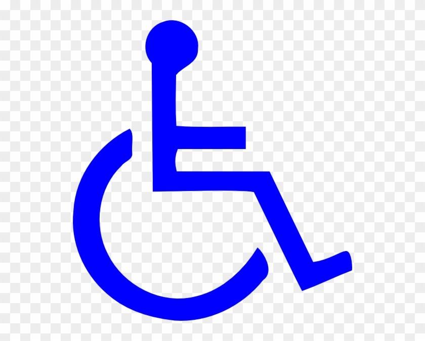 Clipart handicap clip art freeuse Handicap sign clipart 4 » Clipart Portal clip art freeuse
