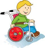 Clipart handicap banner free Handicap Walker Clip Art | Physically Handicapped illustrations and ... banner free