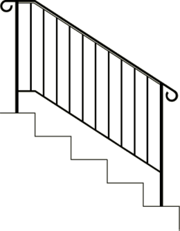 Clipart handrails picture transparent library Fence Cartoon clipart - Fence, Product, Line, transparent clip art picture transparent library