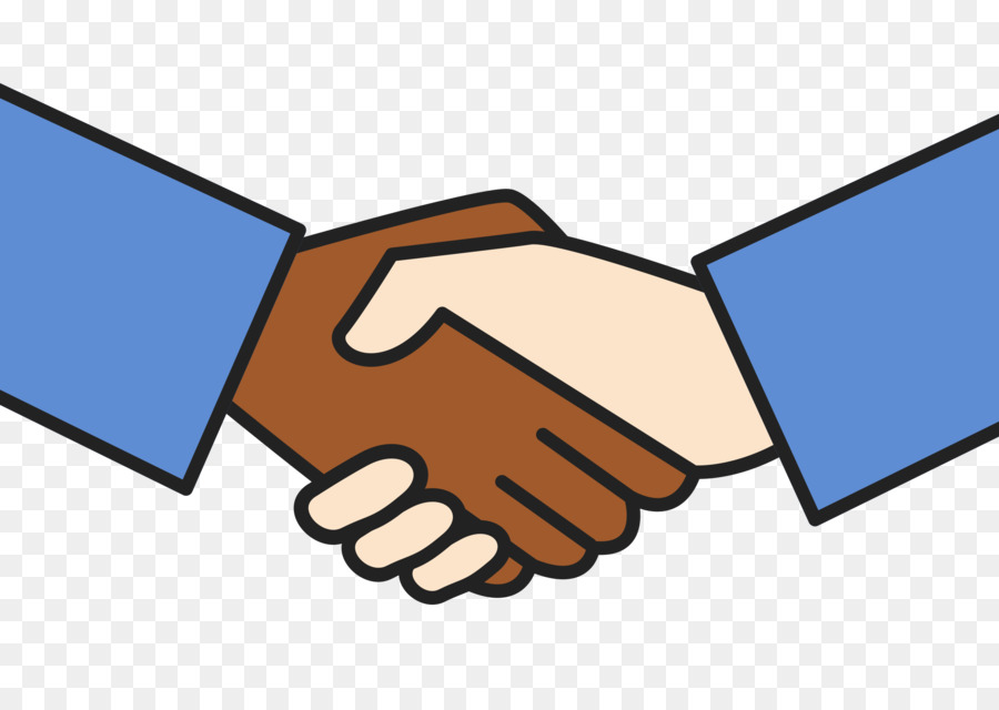 Clipart handshake clip art black and white download Handshake Angle png download - 2400*1654 - Free Transparent ... clip art black and white download