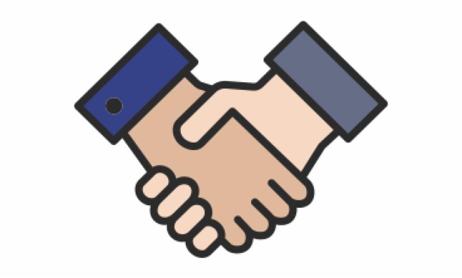 Clipart handshake jpg stock Hand Gesture Clipart Handshake - Help Others Symbol Free PNG Images ... jpg stock