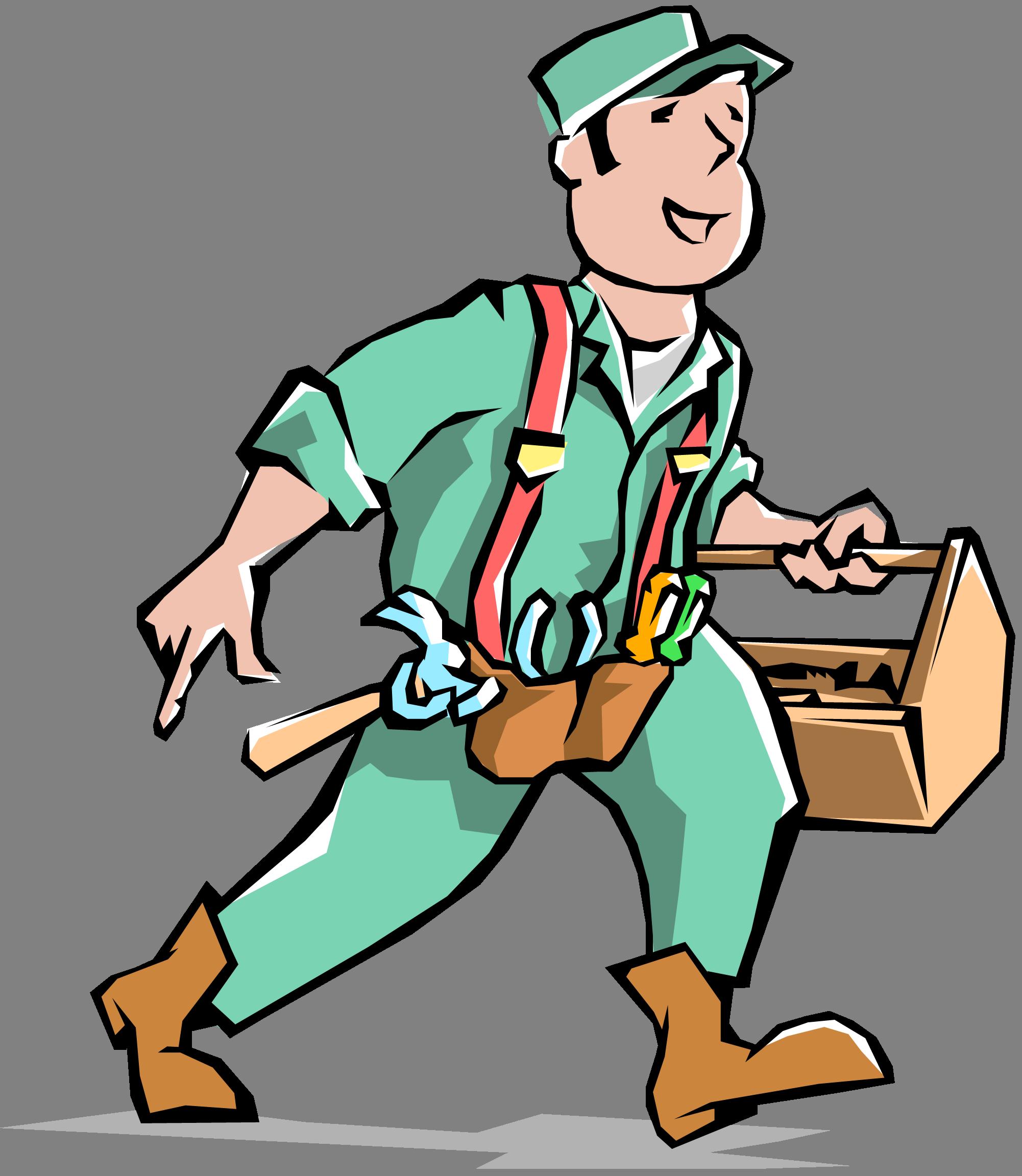 Clipart handyman services vector library download Handyman clipart handy man clipartfest - WikiClipArt vector library download