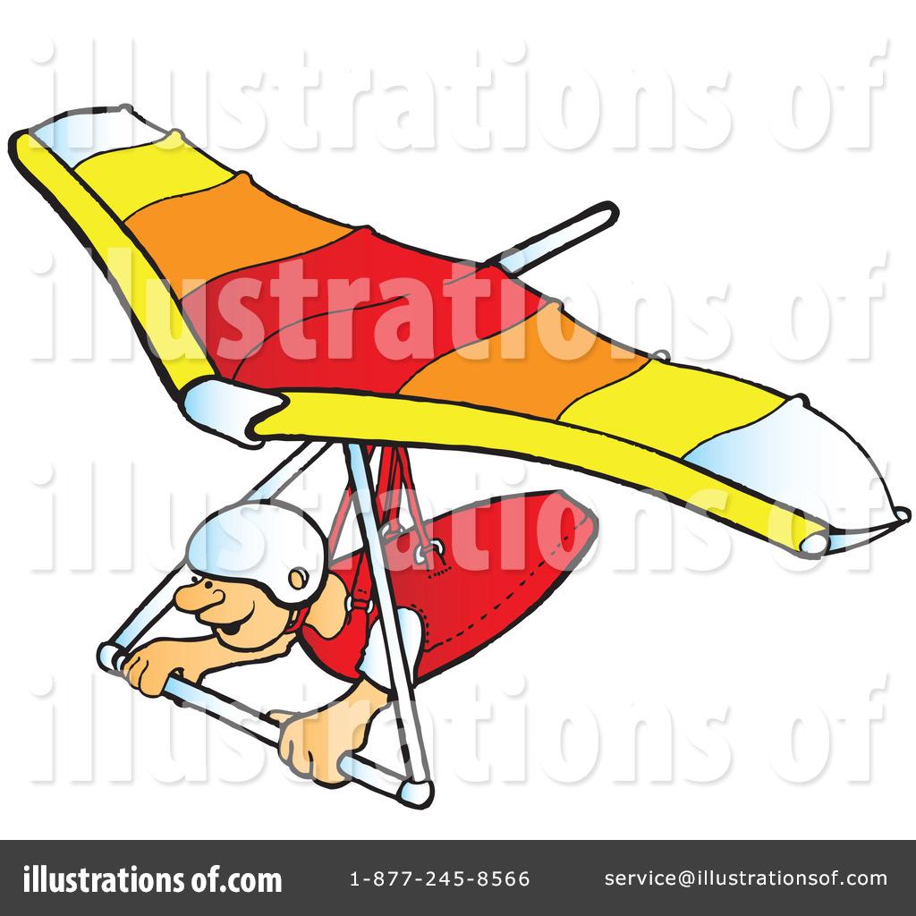 Clipart hang glider vector free library Hang Gliding Clipart #41916 - Illustration by Snowy vector free library