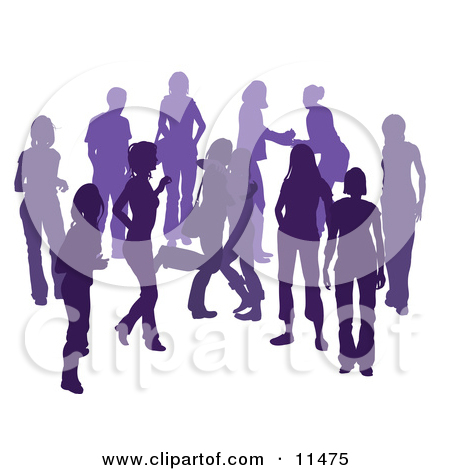 Clipart hanging out clip royalty free download Royalty-Free (RF) Hanging Out Clipart, Illustrations, Vector ... clip royalty free download