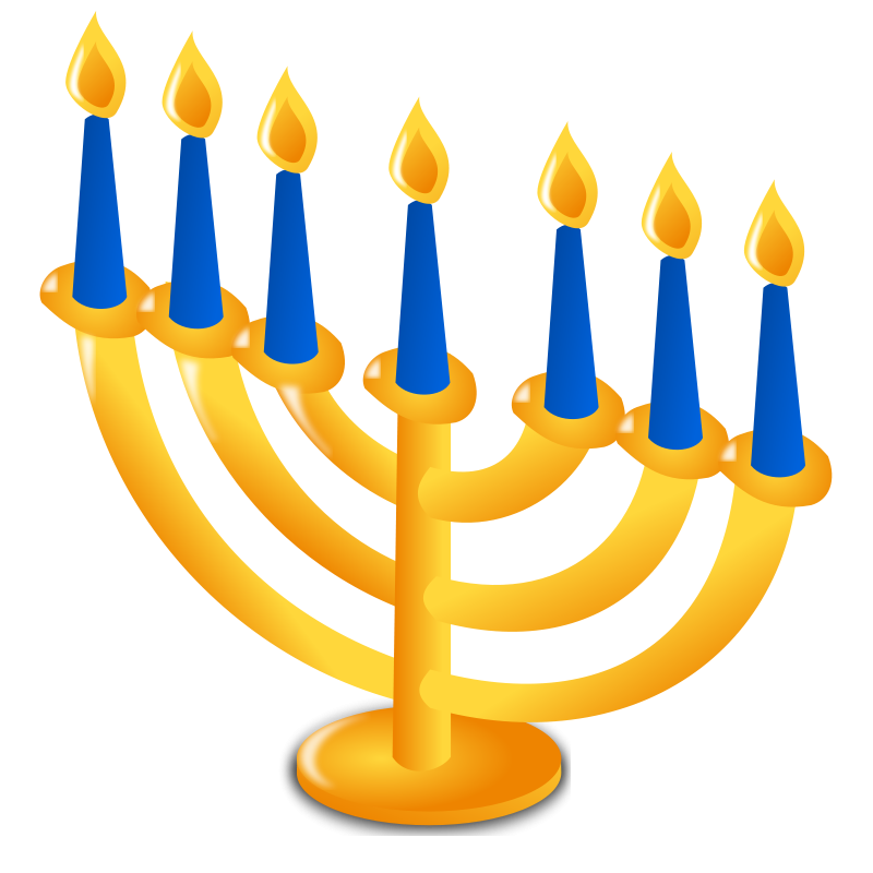 Clipart hanukah clip free download Free Clipart: Hanukkah Icon | nicubunu clip free download