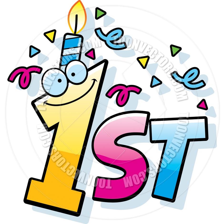 Clipart happy 1st birthday boy image library download Clip Art Happy Birthday 32 Clipart - Clipart Kid image library download