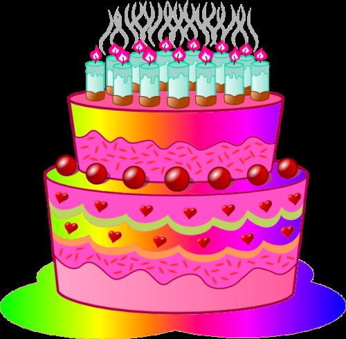 Clipart happy birthday cake clipart transparent stock Cute happy birthday cake clipart - dbclipart.com clipart transparent stock