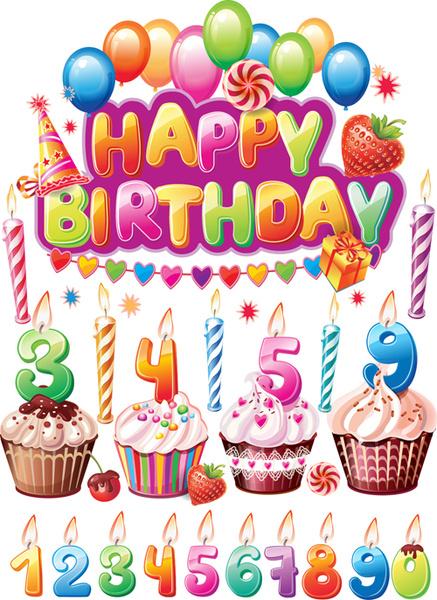 Clipart happy birthday cake clip stock Happy birthday cake clipart free vector download (7,721 Free ... clip stock