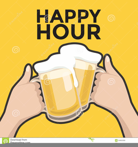 Clipart happy hour clipart library download Happy Hour Clipart Images | Free Images at Clker.com - vector clip ... clipart library download